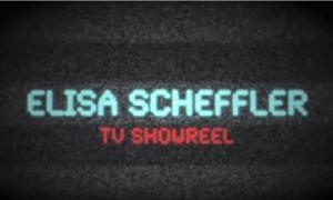 Showreel Elisa Scheffler 2019
